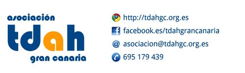 Asociación TDAH-GC